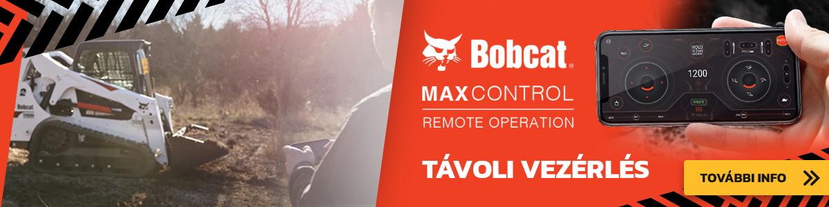Bobcat MaxControl