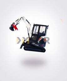 E27 Compact Excavator 1:25